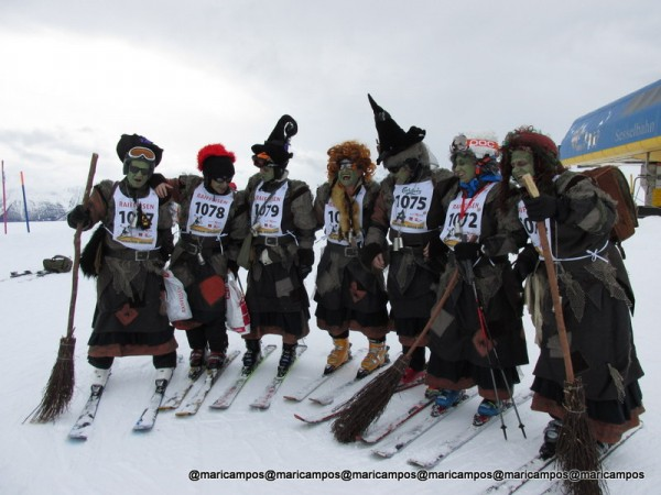 Belalp Hexe Witches Descend