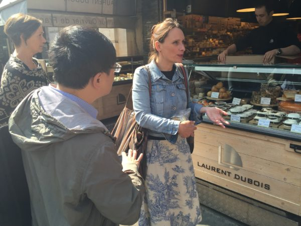 Food tour Paris